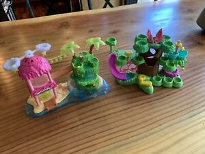 Hatchimals Colleggtibles  Tropical Party Tree House Nursery Island Treehouse