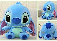 "15"" Disney Plush Lilo&Stitch Toy Doll Bear Children Soft Suffed Birthday Gift DE"