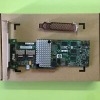 LSI 9260-8i 512MB SAS SATA 8-port PCI-E 6Gb RAID Controller Card US