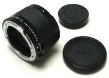 Nikon TC-201 AIS Manual Teleconverter 2x  Excellent Condition