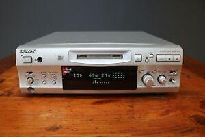 Sony MDS-S707 Minidisc Player Deck Hi-fi Separates Mini Disc MD Recorder TLC