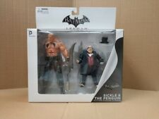 Batman Arkham City Sickle & Penguin Action Figure 2 Pack
