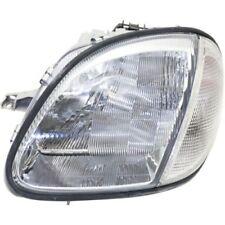 For SLK32 AMG 02-04, Driver Side Headlight, Clear Lens