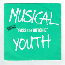 MUSICAL YOUTH 45T PASS THE DUTCHIE N°1 Anglais PLEASE GIVE LOVE A CHANCE 104694