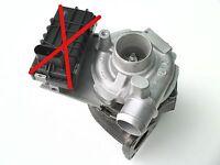 Turbocharger Without Electronics Peugeot 407 607 2,7 HDi 150kw 723341 0375K3