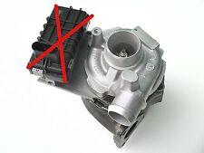 Turbocharger Without Electronics Peugeot 407 607 2,7 HDi FAP (2005-2009) 150 Kw