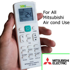For All Model of Mitsubishi Air cond Aircon Replacement Remote Control Spare DIY