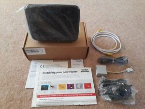 BNIB TalkTalk Business Huawei HG533 broadband fibre / ADSL2+ wireless router
