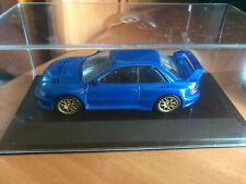 Subaru Impreza WRX Delprado 1/43 1:43