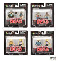 Walking Dead Minimates Series 1 Complete Set