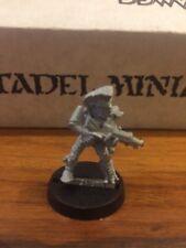 Rogue Trader pirate/MERCENAIRE avec mutant pied Warhammer 40k métal