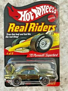 Hot Wheels Redline RLC 70 Plymouth Superbird Olive Spectraflame Adult Toy Car