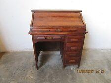 scrivania  epoca 1930 stile americano