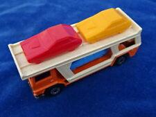 MATCHBOX / LESNEY - CAMION / Truck - CAR TRASPORTEUR N°11 - 1976 - TOP !