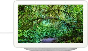 """NEW Google Home Hub 7"""" SmartDisplay Touchscreen with Google Assistant Speakers"""