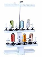 20-Spool Plastic Thread Stand Universal for All Home Embroidery Machines STS-20
