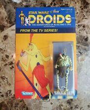 Sy Snootles 1985 DROIDS Series STAR WARS Custom Made Card MOC