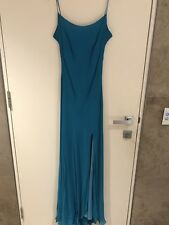George Strappy Long dresss (Sky Blue Gown) Formal