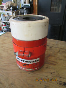 "Power Team, RH603, 60 Ton Hydraulic Cylinder, 3"" Stroke"