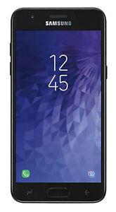 Samsung Galaxy J3 (2018), Sprint Only   16 GB, Black, 5.0 in   SM-J337   Good