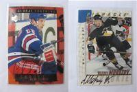 1995-96 BaP Signature Series S209 Nemchinov Sergei  autograph  rangers