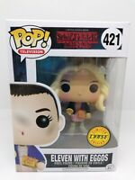 Funko Pop Vinyl - Eleven with Eggos (Chase) - 421 - Stranger Things