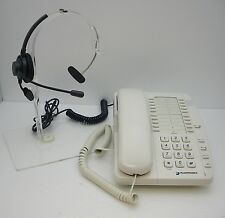 Plantronics Starbase 2010  Single Line Phone with Mono Headset for Order Takers
