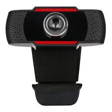 HD Webcam, USB Webcam For Skype, FaceTime, Hangouts, WebEx, PC/Laptop/Tablet
