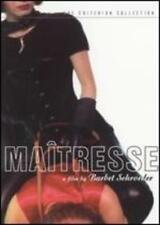 Maitresse Criterion Collection DVD Region 1