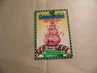Garbage Pail Kids Flashbacks #55B (Max Stacks) Free Domestic Shipping