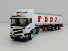 Scania R Highline Expédition Roos 1/87 H0 Semi-Remorque-Citerne Herpa 302661 09