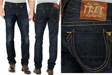 $339 NEW 2012 TRUE RELIGION JEANS GENO PONY EXP IRON HORSE SIZE 32 x 35