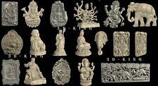 17 PCS 3D STL Model # BUDDHA THEME # for CNC Aspire Artcam 3D Printer 3D MAX