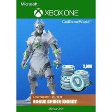 Fortnite - Rogue Spider Knight Bundle +2000 V-Bucks