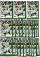 2019 Topps Holiday Walmart Cole Tucker (24) Card Rookie Lot #HW168 Pirates RC