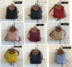 Womens New Longchamp Le Pliage Club 1699 Backpack Schoolbag Bag