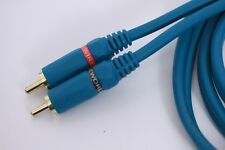 2.5M WireWorld Terra 5 Symmetricoax RCA Interconnect Cable Audiophile Quality
