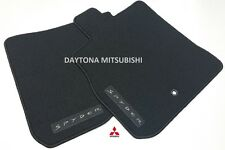 2006 2007 2008 GENUINE MITSUBISHI ECLIPSE SPYDER CONVERTIBLE OEM FLOOR MATS