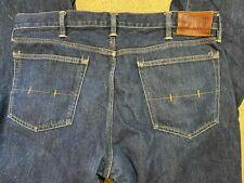 Polo RL Ralph Lauren Straight Denim Men's Size 38 x 32