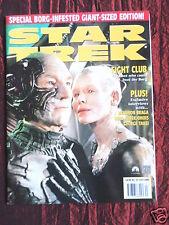 STAR TREK - OFFICIAL MONTHLY MAGAZINE -#67- JULY 2000 - RENE AUBERJONOIS- TAKEI