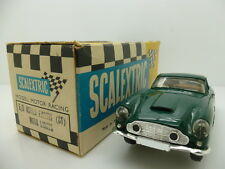 Scalextric E/3 Aston Martin GT with Lights, mint car boxed