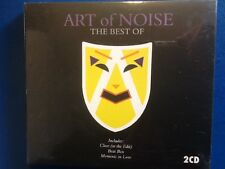 ART. OF. NOISE.       BEST. OF.           TWO. DISCS.