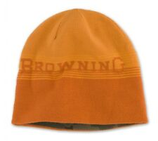 Browning Alpine Reversible Beanie Orange Woodland Camo 308527621