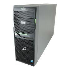 Fujitsu Primergy TX300 S8 Tower Server  2x 10C E5-2680v2 @2,8GHz 64GB RAM 8x LFF