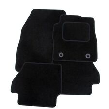 VW POLO 2009 ONWARDS TAILORED BLACK CAR MATS