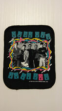 New Kids on The Block NKOTB Vintage patch logo music boy band group