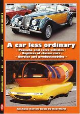 Book - A Car less Ordinary - Pastiche Retro Replicas Novelty - Panther Asquith