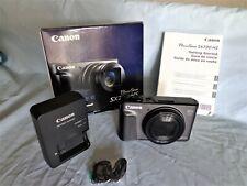 Canon Power Shot SX730HS 40x WiFi Bluetooth Black
