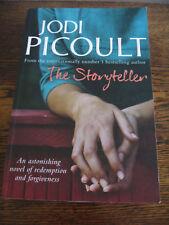 THE STORYTELLER by JODI PICOULT - BESTSELLER PUB 2013