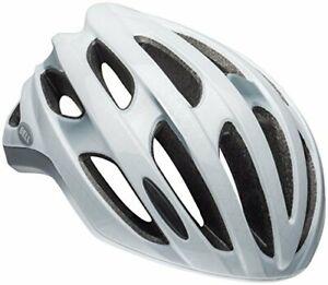 Bell Formula Bike Helmet - White/Silver/Black Small